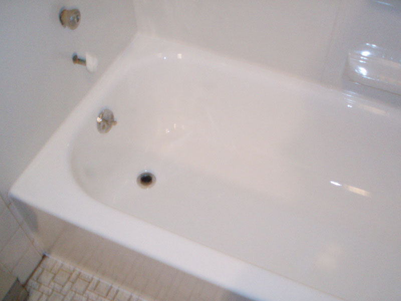 Bathtub Refinish